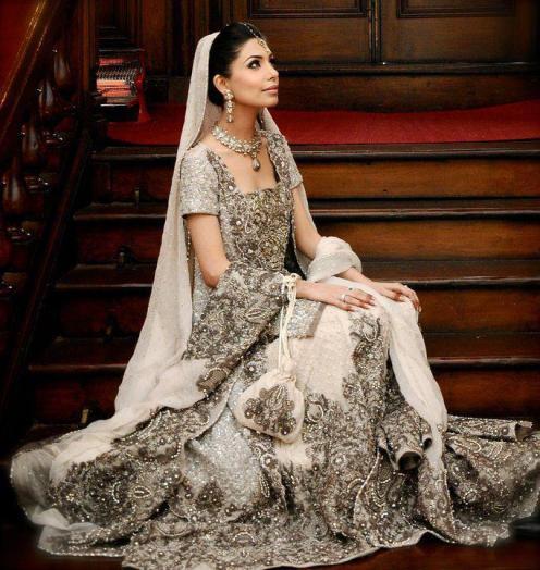 white-wedding-dress-indian