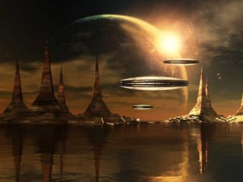 science-fiction-landscape-space-ships-future